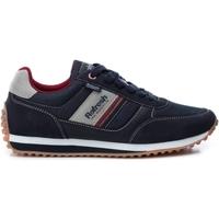 Παπούτσια Άνδρας Χαμηλά Sneakers Xti 69052 NAVY Azul marino