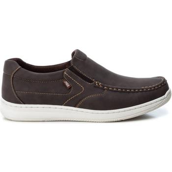 Παπούτσια Άνδρας Μοκασσίνια Xti 34144 MARRÓN Marrón oscuro
