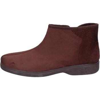 Παπούτσια Άνδρας Παντόφλες Mauri Moda BN911 καφέ