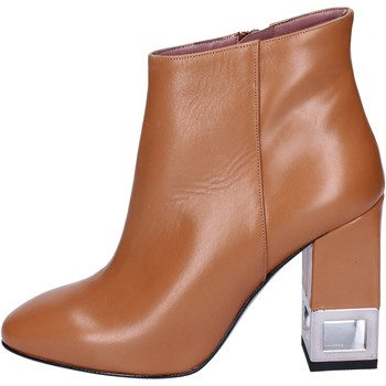 Παπούτσια Γυναίκα Μποτίνια Albano Μπότες αστραγάλου BN981 καφέ