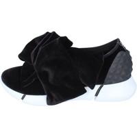 Παπούτσια Γυναίκα Slip on Elena Iachi BN991 Μαύρος