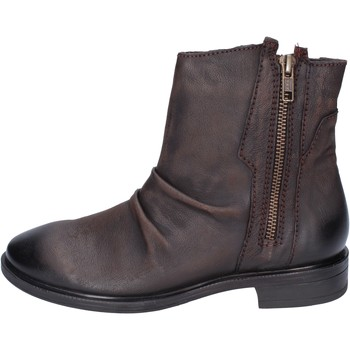 Παπούτσια Γυναίκα Μποτίνια Inuovo Μπότες αστραγάλου BN992 καφέ