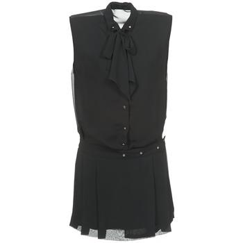 Υφασμάτινα Γυναίκα Κοντά Φορέματα Diesel D-NEDORA-A Black