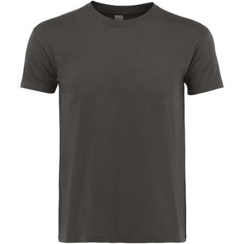 Υφασμάτινα Άνδρας T-shirt με κοντά μανίκια Sols REGENT COLORS MEN Gris
