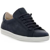 Παπούτσια Άνδρας Χαμηλά Sneakers Bioline BIKE BLU Blu