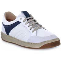 Παπούτσια Άνδρας Χαμηλά Sneakers Frau TECNO WHITE Bianco