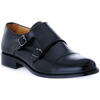 Παπούτσια Άνδρας Μοκασσίνια Exton VITELLO NERO Nero