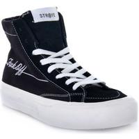 Παπούτσια Ψηλά Sneakers Straye FO BLACK Nero