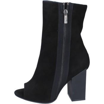 Παπούτσια Γυναίκα Μποτίνια Marc Ellis Μπότες αστραγάλου BM23 Μαύρος