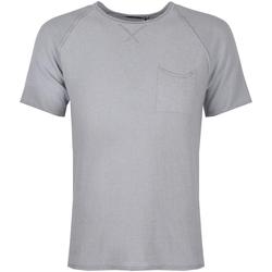 Υφασμάτινα Άνδρας T-shirt με κοντά μανίκια Xagon Man  Grey
