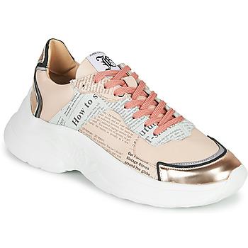 Παπούτσια Γυναίκα Χαμηλά Sneakers John Galliano 3645 Ροζ