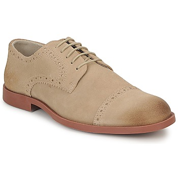 Παπούτσια Άνδρας Derby Casual Attitude BALTOK Beige