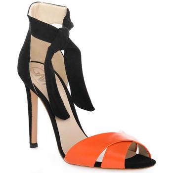 Παπούτσια Γυναίκα Σανδάλια / Πέδιλα Gianni Marra NAPPA ARANCIO Rosso