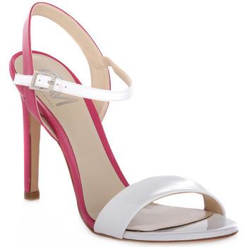 Παπούτσια Γυναίκα Σανδάλια / Πέδιλα Gianni Marra CRISTALLO BIANCO Bianco