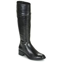 Παπούτσια Γυναίκα Μπότες για την πόλη Unisa ENERIZ Black