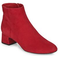 Παπούτσια Γυναίκα Μποτίνια Unisa LOLI Red