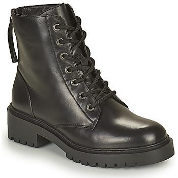 Παπούτσια Γυναίκα Μπότες Unisa JISPER Black