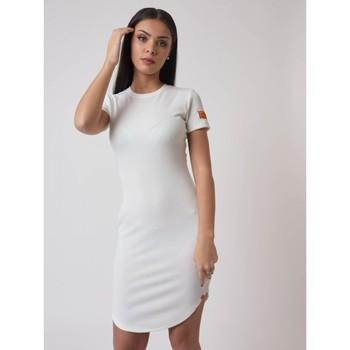 Υφασμάτινα Γυναίκα Κοντά Φορέματα Project X Paris  Άσπρο