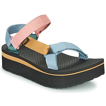 Παπούτσια Γυναίκα Σανδάλια / Πέδιλα Teva FLATFORM UNIVERSAL Multicolour