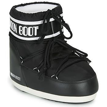 Παπούτσια Γυναίκα Snow boots Moon Boot MOON BOOT CLASSIC LOW 2 Black