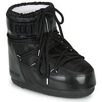 Παπούτσια Γυναίκα Snow boots Moon Boot MOON BOOT CLASSIC LOW GLANCE Black