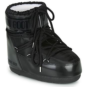 Μπότες για σκι Moon Boot MOON BOOT CLASSIC LOW GLANCE ΣΤΕΛΕΧΟΣ: Συνθετικό και ύφασμα & ΕΠΕΝΔΥΣΗ: Ύφασμα & ΕΣ. ΣΟΛΑ: & ΕΞ. ΣΟΛΑ: Καουτσούκ