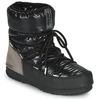 Παπούτσια Γυναίκα Snow boots Moon Boot MOON BOOT LOW ASPEN WP Black