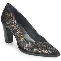 Παπούτσια Γυναίκα Γόβες Myma KOLA Black / Gold