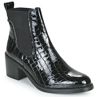 Παπούτσια Γυναίκα Μποτίνια Myma KIOLI Black