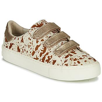 Xαμηλά Sneakers No Name ARCADE STRAPS ΣΤΕΛΕΧΟΣ: Δέρμα και συνθετικό & ΕΠΕΝΔΥΣΗ: Συνθετικό & ΕΣ. ΣΟΛΑ: Συνθετικό & ΕΞ. ΣΟΛΑ: Καουτσούκ