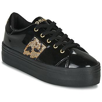 Παπούτσια Γυναίκα Χαμηλά Sneakers No Name PLATO M DERBY Black