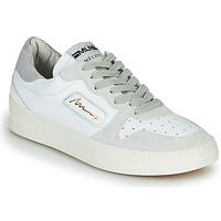 Παπούτσια Γυναίκα Χαμηλά Sneakers Meline STRA-A-1060 Άσπρο / Beige