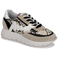 Παπούτσια Γυναίκα Ψηλά Sneakers Meline TRO1700 Beige / Python