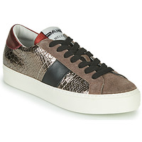 Παπούτσια Γυναίκα Χαμηλά Sneakers Meline  Bronze / Red