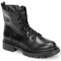 Παπούτσια Γυναίκα Μπότες Bullboxer 610504E6L_BKC Black