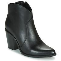 Παπούτσια Γυναίκα Μποτίνια MTNG 50187-C50074 Black