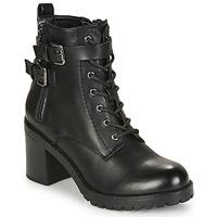 Παπούτσια Γυναίκα Μποτίνια MTNG 58674-C50055 Black