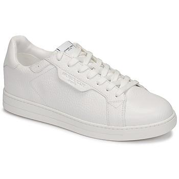 Παπούτσια Άνδρας Χαμηλά Sneakers MICHAEL Michael Kors KEATING Άσπρο