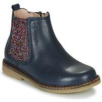 Παπούτσια Κορίτσι Μπότες Acebo's 5274-MARINO-J Marine