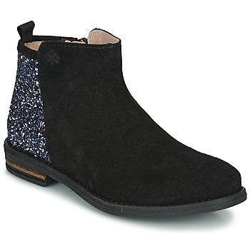 Παπούτσια Κορίτσι Μπότες Acebo's 8035-NEGRO-J Black