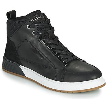 Παπούτσια Αγόρι Ψηλά Sneakers Bullboxer AOF500E6L-BLCK Black