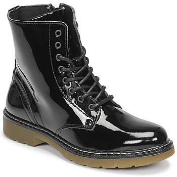 Παπούτσια Κορίτσι Μπότες Bullboxer AOL501E6LGBKPT Black