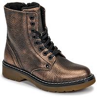 Παπούτσια Κορίτσι Μπότες Bullboxer AOL501E6LGCHAM Bronze