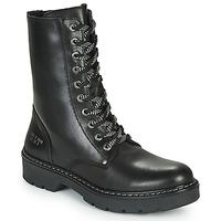 Παπούτσια Κορίτσι Μπότες Bullboxer AON523E6L-BKGY Black