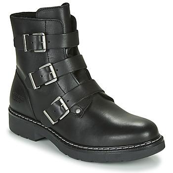 Παπούτσια Κορίτσι Μπότες Bullboxer AOL520E6L-BLCK Black
