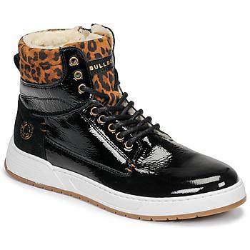 Παπούτσια Κορίτσι Ψηλά Sneakers Bullboxer AOF503E6L-BLCK Black