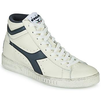 Ψηλά Sneakers Diadora GAME L HIGH WAXED ΣΤΕΛΕΧΟΣ: Δέρμα / ύφασμα & ΕΠΕΝΔΥΣΗ: Ύφασμα & ΕΣ. ΣΟΛΑ: Ύφασμα & ΕΞ. ΣΟΛΑ: Καουτσούκ