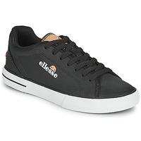 Παπούτσια Γυναίκα Χαμηλά Sneakers Ellesse TAGGIA LTHR Black