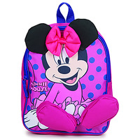 Τσάντες Κορίτσι Σακίδια πλάτης Disney BACKPACK MINNIE Ροζ