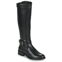 Παπούτσια Γυναίκα Μπότες για την πόλη Les Petites Bombes ARINA Black